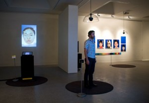 Face to Face exhibition at Hazelhurst Art Gallery