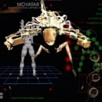 Movatar performance at Casula Powerhouse Arts Centre, 2000.