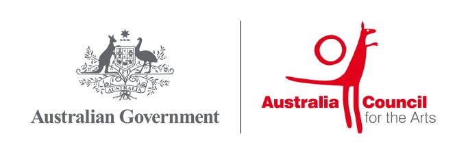Australia Concil for the Arts Logo